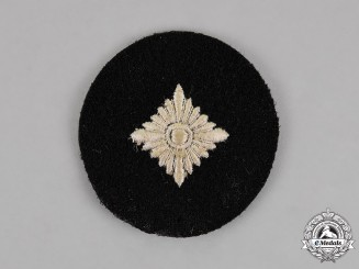 Germany. A Mint SS Oberschütze Rank Pip, Cloth Version