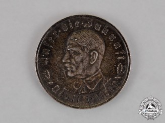 Germany. A The Führer - Schicksalswende (Twist of Fate) Medal, c. 1933