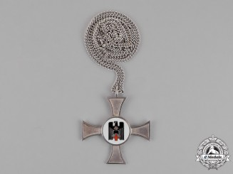 Germany. A Sisters Cross, Silver Grade for Ten Years' Service