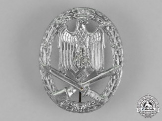 Germany. A General Assault Badge