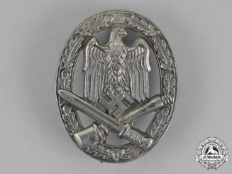 Germany. A General Assault Badge, by Friedrich Orth