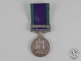 United Kingdom. A General Service Medal 1962-2007, Royal Scots