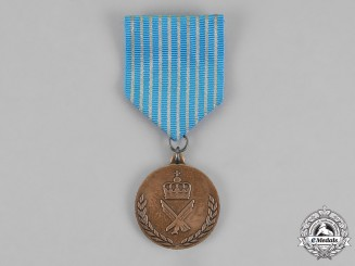 Norway. Air Force Service Medal