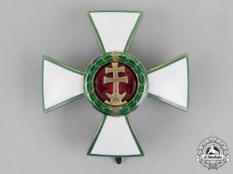 Hungary, Kingdom. An Order of Merit, Officer Cross, c.1940