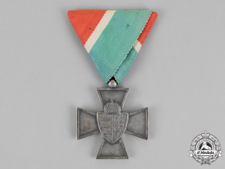 Hungary, Regency. A National Defence Cross, c.1940