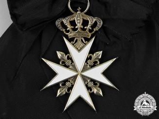 France, Republic. A Most Venerable Order of the Hospital of Saint John of Jerusalem, Grand Cross