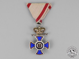 Montenegro, Kingdom. An Order of Danilo I, Officer, c.1917