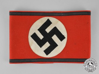 Germany. An SS Member's Armband