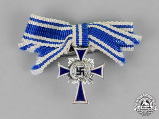 Germany. A Cross of Honour of the German Mother, First Class, Miniature Breast Badge