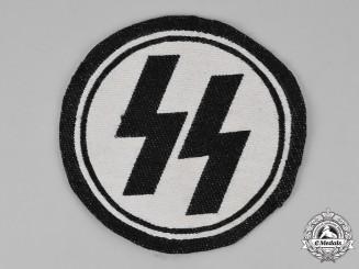 Germany. An SS Sport Shirt Insingia, RZM Tagged