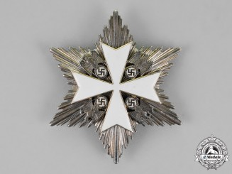 Germany. An Order of the German Eagle, Breast Star to the Merit Cross, by Godet & Co.