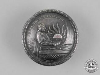 Latvia. An SS/Heer Nurse's Badge