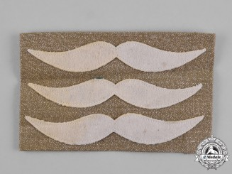 Germany. A Luftwaffe Tropical Sergeant Rank Chevron