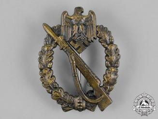 Germany. An Infantry Assault Badge, Bronze Grade, by Josef Feix & Söhne