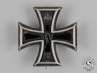 Prussia. An Iron Cross 1914 First Class, by the Royal Mint