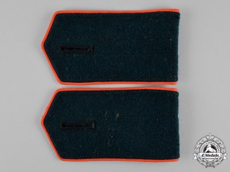 Germany. A Set of Volunteer Russian Liberation Army EM's Shoulder Straps