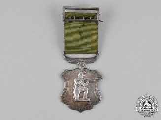 New Zealand. A Mauru Volunteers Shooting Medal, to Corporal James Inglis