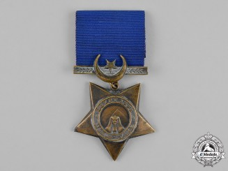 Great Britain. A Khedive's Star 1882-1891, to C. Davis