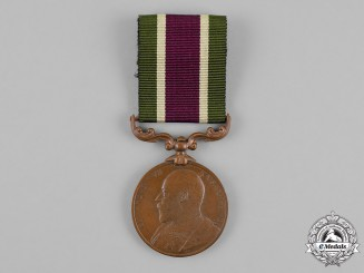Great Britain. A Tibet Medal 1903-1904, Supply and Transport Corps