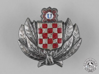Croatia. A Treasure Guard Badge