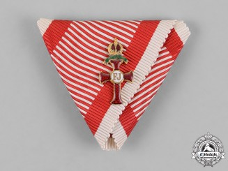 Austria, Imperial. An Order of Franz Joseph War Decoration