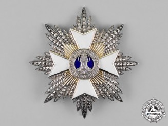 Vatican. An Order of St. Sylvester, Breast Star, c.1935