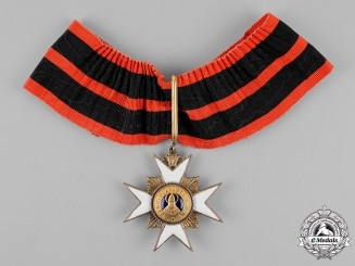 Vatican. An Order of St. Sylvester; Commander's Cross, c.1920