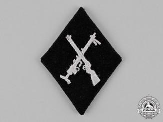 Germany. An SS-Armourer NCO's Sleeve Insignia