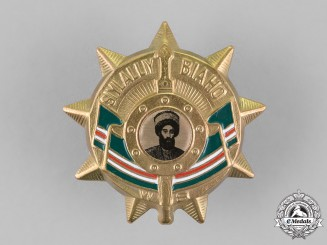 "Chechen Republic. An Order ""Defender of Honour"", 1st Class"