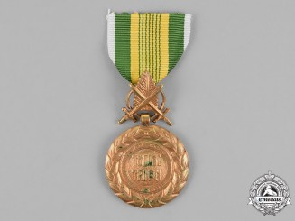 Vietnam, Second Republic. A Military Merit Medal