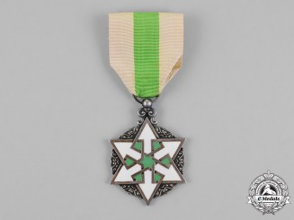 Syria. An Order of Civil Merit, 4th Class