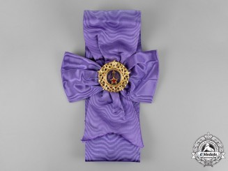 Yugoslavia, Republic. An Order of the Yugoslav Star with Sash 1954