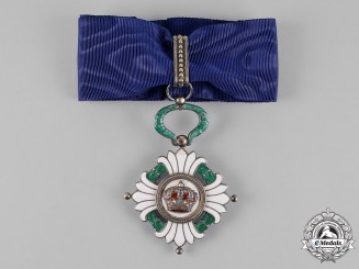 Yugoslavia, Kingdom. An Order of the Yugoslav Crown; 3rd Class Commander
