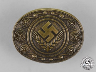Germany, RADwJ. A National Labour Service of the Female Youths Service Brooch by G. Brehmer