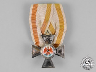 Prussia. An Order of the Red Eagle, Fourth Class, c.1870