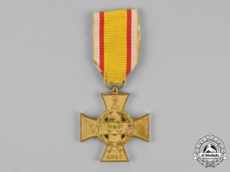 Germany, Lippe-Detmold. A 1914 Lippe-Detmold War Merit Cross