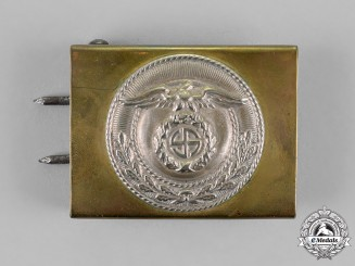 Germany, SA. A Storm Detachment Service Belt Buckle