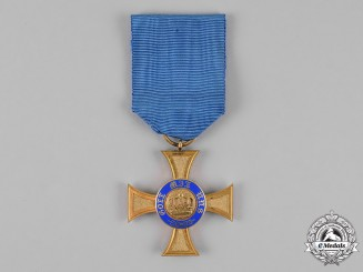 Prussia, State. A Royal Order of the Crown, Fourth Class, by Wilm, Berlin