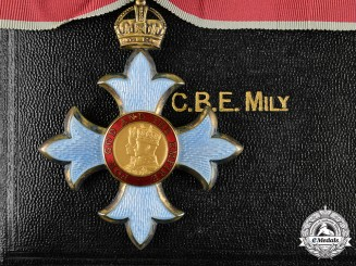 United Kingdom. A Most Excellent Order of the British Empire, Commander, Military Division