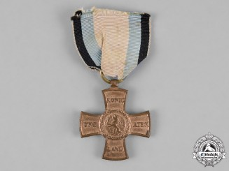 Bavaria, Kingdom. A Military Remembrance Cross for 1813 & 1814