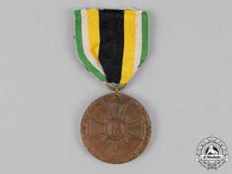 Germany, Saxe-Meiningen.   A First War Service Medal 1914-15