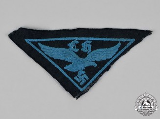 Germany. A Luftwaffe Flak Anti-Aircraft Battery Helper's Patch