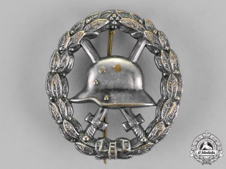 Germany, Empire. A Wound Badge, Silver Grade