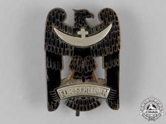 Germany, Weimar. A Freikorps Silesian Eagle, First Class