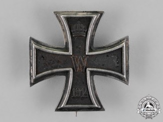 Germany, Empire. An Iron Cross 1914 First Class, by the Official Royal Mint