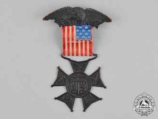 United States. A Civil War Union Army Veteran's Medal