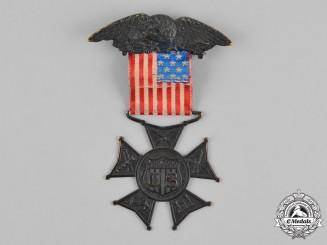 United States. A Civil War Union Army Veteran's Medal