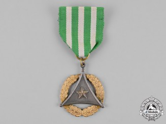 Philippines. A Military Commendation Medal by El Oro of Quezon City