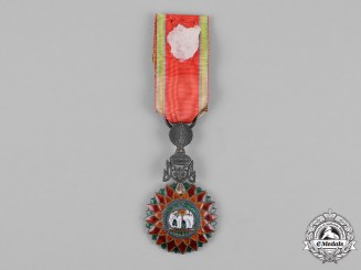 Thailand, Kingdom. A Most Exalted Order of the White Elephant, 5th Class, Knight, c.