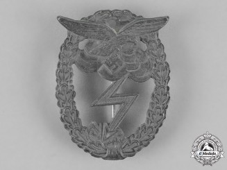 Germany, Luftwaffe. A Ground Assault Badge, c. 1944